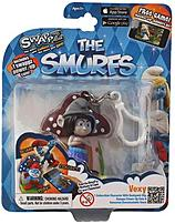 Swappz 628430122194 12219 The Smurfs - Vexy Gaming Figure with Power-Up Coin