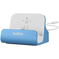 B Charge and Sync at the Speed of Lightning  b  br  p Charge and sync your iPhone 5 or iPod touch  5th generation  with the compact and stylish Belkin Charge   Sync Dock