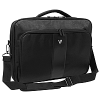 "V7 Professional Ccp24-9n Carrying Case For 13"" Notebook, Tablet, Smartphone, Business Card, Pen, Key - Weather Resistant Interior, Moisture Resistant Handle - Nylon - Handle - 16"" Height X 11.5"" Width X 3"" Depth"