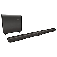 B Omni  The First Great Sounding Wireless Music System  b  br  br  b Voice optimizing wireless sound bar system