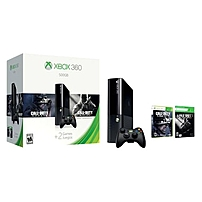Microsoft Xbox 360 500gb Holiday Bundle - Game Pad Supported - Wireless - Black - Ati Xenos - 1920 X 1080 - 1080p - Mpeg-4, Avi, Wmv, Divx, Mpeg-1, Mov, Xvid, Mpeg-2 - Dvd-reader - 500 Gb Hdd - Fast Ethernet - Wireless Lan - Hdmi - Usb - External Ac Adapt 3m6-00043