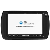 Zebra Et1 Et1n0-7g2v1uus  Motorola Et1 : Android Enterprise Tablet And Barcode Scanner - 7-inch - Wireless Lan - Dual-core 1 Ghz - 1 Gb Ram - Android 2.3.4 Gingerbread  - 1024 X 600 Multi-touch Screen 128:75 Display - Bt- Gps - Hdmi - Black