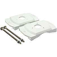 Ubiquiti Uvc-pro-m Pole Mount For Surveillance Camera - Metal Uvc-pro-m