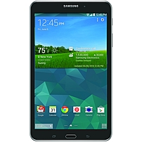 "Samsung Galaxy Tab 4 Sm-t337 16 Gb Tablet - 8"" - Wireless Lan - Verizon - 4g Quad-core (4 Core) 1.20 Ghz - Black - 1.50 Gb Ram - Android 4.4 Kitkat - Lte, Hspa  - Slate - 1280 X 800 16:10 Display - Bluetooth - Wwan Supported - Gps - Front Camera/webcam - Sm-t337vykavzw"