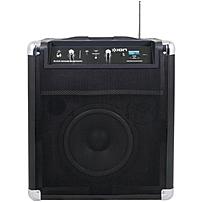 Ion Audio Block Rocker iPA56C Speaker System - 50 W RMS - Wireless Speaker(s) - 100 ft - Bluetooth - USB