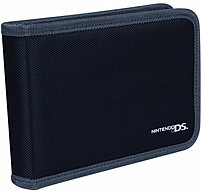 Power-a Cpfa075234-02 Universal Folio Case For Nintendo, Nintendo Ds Systems Game Cards - Black