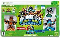 The Activision 047875847071 Swap Force Starter Pack Embark on an adventure with the Skylander's and the SWAP Force