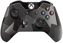 Equip yourself with the Microsoft GK4 00001 Xbox One Special Edition Covert Forces Wireless Controller, featuring a modern camouflage pattern and military look