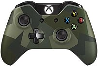 Microsoft GK4-00042 Xbox One Special Edition Armed Forces Wireless Controller