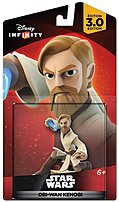 Using Disney 1264080000000 Infinity 3.0 Edition  Star Wars Obi Wan Kenobi Gaming Figure, a seasoned General of the Clone Wars and Jedi Master Obi Wan Kenobi uses his ForceTM powers to aid the Republic and defend the galaxy against the dastardly Separatists.
