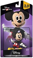 The Disney 1264140000000 Infinity 3.0 Edition  Mickey Mouse Figure is a playful adventurer who always wins the day with imagination and heroic feats