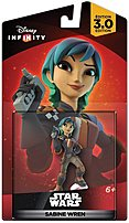 Disney 1264930000000 Infinity 3.0 Edition: Star Wars Rebels Sabine Wren Gaming Figure