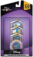 Disney 1265920000000 Infinity 3.0 Edition: Tomorrowland Power Disc Pack Gaming Figures 1265920000000