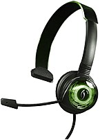 PDP 037 008 BK 3701 Afterglow Wired Communicator for Xbox 360 Black Green