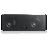 Philips Speaker System - 8 W Rms - Wireless Speaker(s) - 30 Ft - Bluetooth - Usb - Ipod Supported Sb365/37
