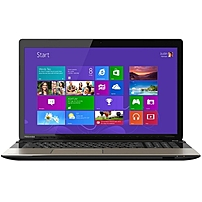 "Toshiba Satellite L75-b7150 17.3"" (trubrite) Notebook - Intel Core I3 (4th Gen) I3-4005u Dual-core (2 Core) 1.70 Ghz - Fusion Finish In Satin Gold - 6 Gb Ddr3l Sdram Ram - 500 Gb Hdd - Dvd-writer - Intel Hd Graphics 4400 Ddr3l Sdram - Windows 8.1 64-bit - Pskrlu-04g06f"