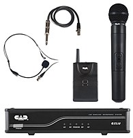 CAD Audio GXLUHB K UHF Wireless Combo System K Frequency Band