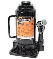 Torin T91213w 12 Ton Hydraulic Bottle Jack - Black