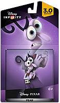 With Disney 1264230000000 Infinity 3.0 Edition  Inside Out Fear Gaming Figure, Fear's main job is to protect Riley and keep her safe