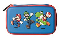 Power A CPFA106225 01 Carrying Case for Portable Gaming Console   3DS DS   Ethylene Vinyl Acetate  EVA     p Compatibility  Nintendo   3DS DS  p