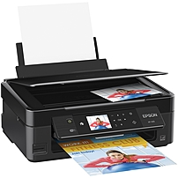 "Epson Expression Home Xp-420 Inkjet Multifunction Printer - Color - Plain Paper Print - Desktop - Copier/printer/scanner - 9 Ppm Mono/4.5 Ppm Color Print (iso) - 5760 X 1440 Dpi Print - 1 X Input Tray 100 Sheet - 2.5"" Lcd - 1200 Dpi Optical Scan - 100 She C11cd86201"