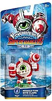 Kick Your Adventure into Overdrive with the Activision 047875875937 Skylanders SuperChargers  Drivers Missile Tow Dive Clops Character Pack