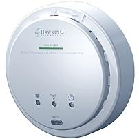 Hawking Hwabn25 Ieee 802.11n 300 Mbit/s Wireless Range Extender - Ism Band - 2 X Antenna(s) - 1 X Network (rj-45) - Ceiling Mountable - 1 Pack