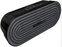 Hmdx Hx-p205bka Rave Portable Bluetooth Speaker - Black