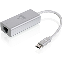 Iogear Gigalinq Pro 3.1, Usb 3.1 Type-c To Gigabit Ethernet Adapter - Usb 3.1 - 1 Port(s) - 1 - Twisted Pair Guc3c01