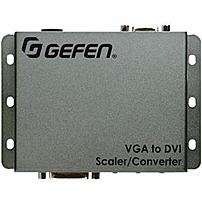 Gefen Vga To Dvi Scaler / Converter - Functions: Video Scaling - 1920 X 1200 - Vga - Dvi - Usb - 1 Pack - External Ext-vga-dvi-sc