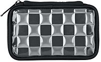PowerA CPFA000003-01 Bubble Zip Case for Nintendo DS Systems - Black