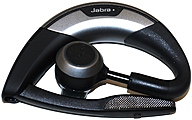 Jabra MOTION Earset Mono Black Wireless Bluetooth NFC 328.1 ft Behind the ear Monaural Outer ear Noise Filtering Microphone 6630 900 105