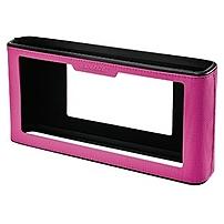 Bose Soundlink Bluetooth Speaker Iii Cover - Portable Speaker - Pink - Polyurethane 628173-0050