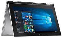 Dell Inspiron i3000-10099SLV 11.6 Inch Touchscreen 2-in-1 Laptop (Intel Pentium, 4 GB RAM, 500 GB HDD, Moonlight Silver) i3000-10099SLV