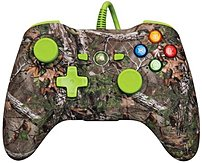 PowerA 617885009419 Pro Ex Wired Controller for Xbox 360 Xtra Green Realtree Camo
