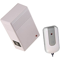Amertac Indoor Wireless Remote & Plug-in Receiver Kit Rfk106lc