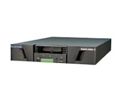 Quantum - Storage autoloader cartridge magazine - capacity: 8 LTO tapes - for P/N: ER-L24AA-YF  ER-L25AA-YF  ER-LL4AA-YF  ER-LL5AA-YF
