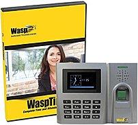 Informatics Wasptime 633808550356 B2000 Biometric Time Clock With Wasptime V7 Standard - 1 X Network - Ethernet - Rj-45