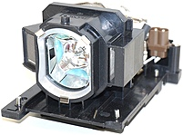 Hitachi CPX201MP Front Projector Lamp for CP X2010 3000 Hours Normal 6000 Hours Economy Mode