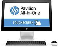 Hp Pavilion N0a22aa 23-q140 23-inch All-in-one Desktop Pc - Amd A10-8700p 1.80 Ghz Quad-core Processor - 8 Gb Ddr3l Sdram - 1 Tb Hard Drive - Windows 10 Home - White
