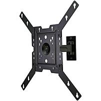 "Peerless-av Smartmountlt Spl746 Wall Mount For Flat Panel Display - 22"" To 46"" Screen Support - 70 Lb Load Capacity - Black"