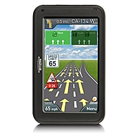 "Magellan Roadmate 2240t-lm Automobile Portable Gps Navigator - 4.3"" - Touchscreen - Speaker - Microsd - Parking Assist, Text-to-speech, Speed Assist, Junction View, Turn-by-turn Navigation - Usb - 2 Hour - Lifetime Map Updates - Lifetime Traffic Updates - Rm2240sgluc"
