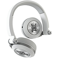 Jbl Synchros E40btwht Headset - Stereo - White - Mini-phone - Wired/wireless - Bluetooth - 32 Ohm - Over-the-head - Circumaural