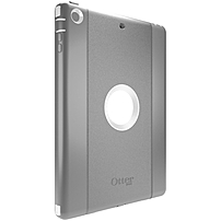 Otterbox Defender Carrying Case For Ipad - Glacier - Bump Resistant, Drop Resistant, Scratch Resistant Screen Protector, Dust Resistant, Scrape Resistant Screen Protector, Scuff Resistant Screen Protector, Smudge Resistant, Shock Absorbing - Synthetic Rub 77-28038