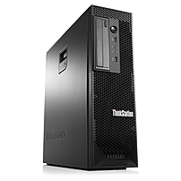 Lenovo ThinkStation C30 113748U Tower Workstation - 2 x Processors Supported - 1 x Intel Xeon E5-2609 Quad-core (4 Core) 2.40 GHz - 4 GB RAM - 64 GB Maximum RAM - DDR3 SDRAM - 8 x Memory Slots - 1 TB HDD - DVD-Writer - 1 x NVIDIA Quadro K600 1 GB Graphics