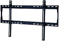 Peerless Smartmount Sf660p Universal Flat Wall Mount For 39-80 Inches Displays - Black