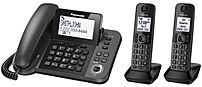 Click here for Panasonic KX-TG572SK DECT 6.0 Expandable Cordless... prices