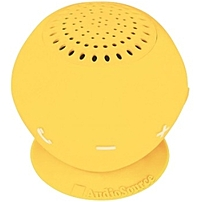 Audiosource Sound Pop 2 Speaker System - 3 W Rms - Wireless Speaker(s) - Yellow - 32 Ft - Bluetooth - Usb Sp2yel