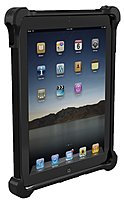 Ballistic SA0660-M005 Tough Jacket for Apple iPad 2, 3, 4 - Black