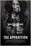 The Apparition Dvd 883929343836